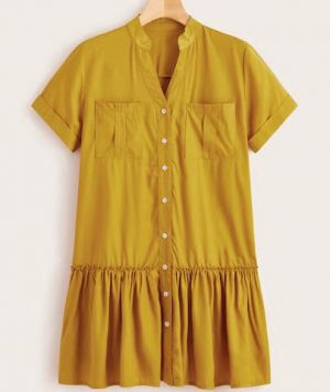 YELLOW ZARA 1